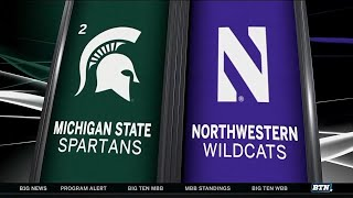 Michigan State at Northwestern - Men