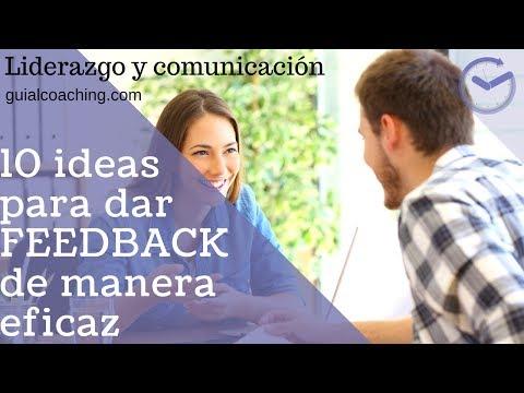10 ideas para dar feedback y convertirlo en el mejor potenciador de talento
