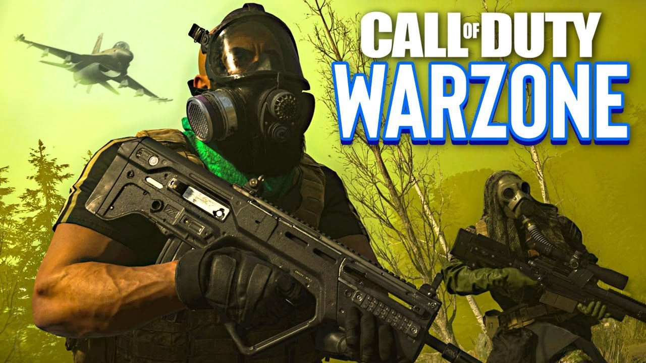 Modern Warfare Warzone Live Gameplay New Call Of Duty Battle Royale Youtube