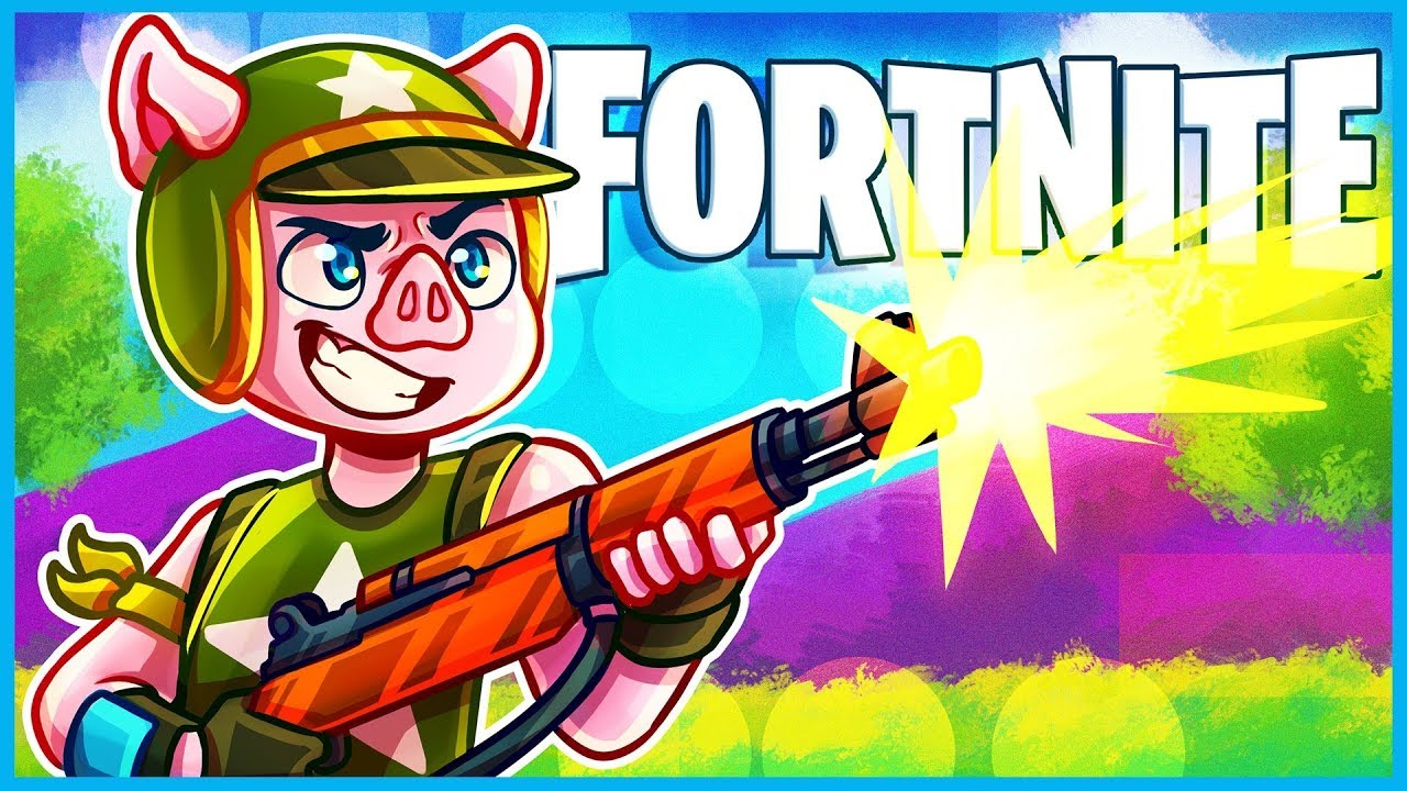 * NEU * INFANTRY RIFLE ist in Fortnite fantastisch: Battle Royale! (Fortnite Funny Moments & Fails) + video