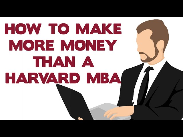 How to Make More Money Than a Harvard MBA – The Happiness Equation by Neil Pasricha