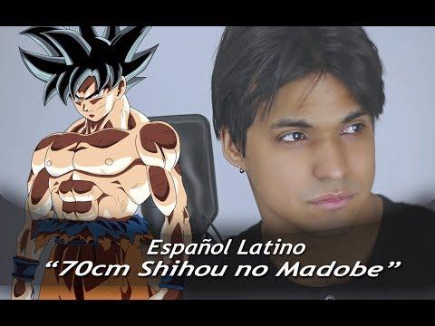 "Dragon Ball Super Ending 10 ""70 cm Shihou no Madobe"" (Español Latino)"