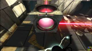 Portal 2 Walkthrough Part 5 - Chapter 2 : The Cold Boot Level 1-6 (PC/MAC/Xbox360/PS3)