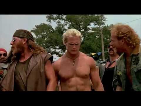 Brian Bosworth Fight Scene Stone Cold (german)