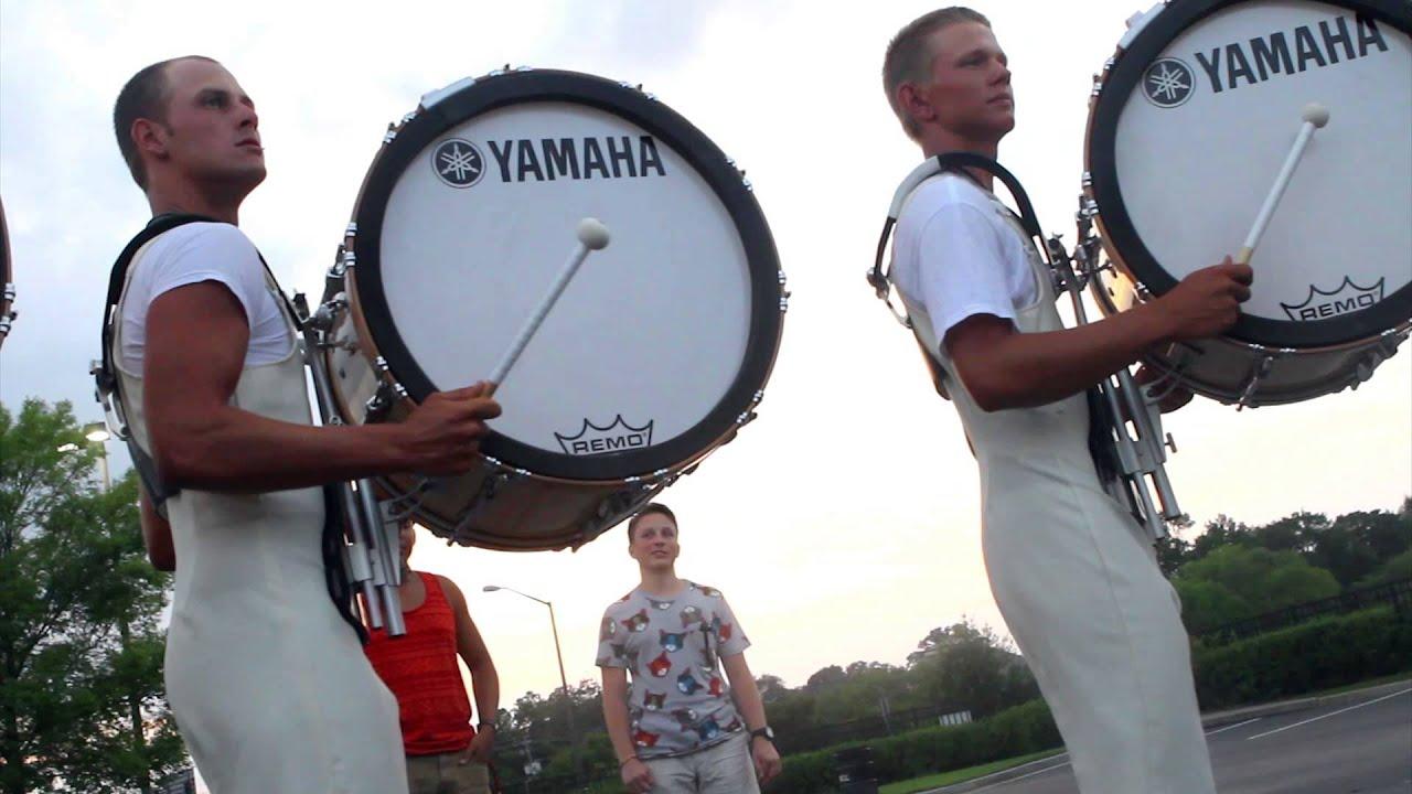 Cadets Drumline 2013