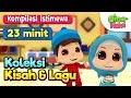 Download Mp3 Omar & Hana | Tart Buah Hana & Lain Lain | Koleksi Kisah & Lagu Omar & Hana