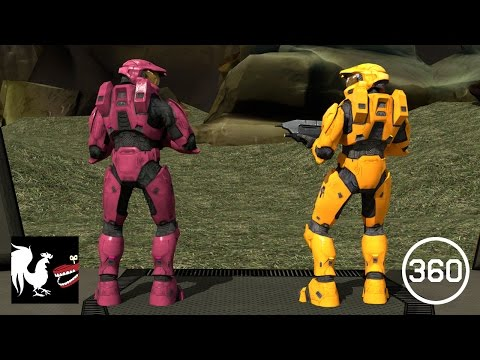 Red vs. Blue 360: A Day at the Base
