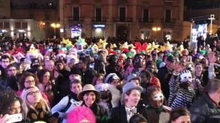 La proclamazione dei vincitori del 38esimo Carnevale coratino