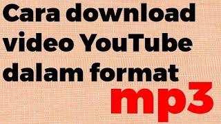 cara-download---youtube-dalam-format-mp3