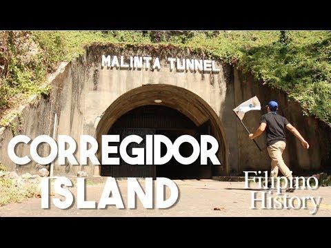 Hidden Historical Sites of the Philippines (Corregidor Island Tour)