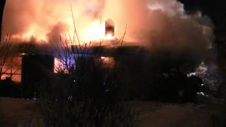 1 Dead in Hanover Township House Fire - 2.17.14