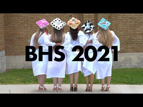 Belpre High School Class of 21 Senior Video