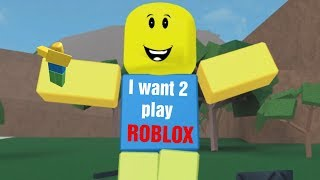 "Roblox Musik Video ""I Want To Play Roblox"" (2019) Roblox Song"