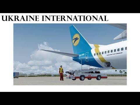 UIA Boeing 737-900ER Lviv To Antalya Charter (Full Flight) [P3Dv4.3]