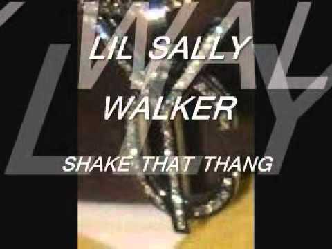 LITTLE SALLY WALKER SONG