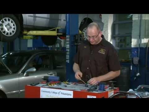 Community College of Philadelphia Car Corner: Installing a Car Radio