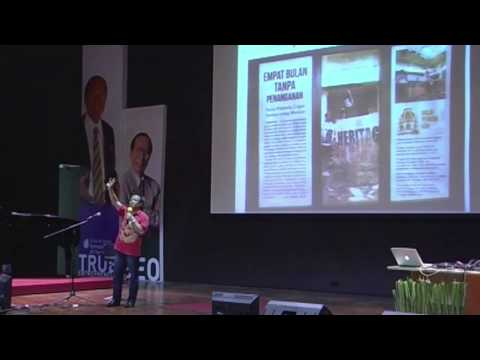 I am not a Chinese, I am truly Indonesian | Freddy Istanto | TEDxTuguPahlawan