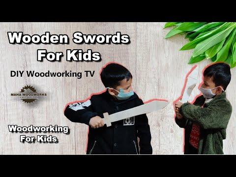 diy-wooden-swords-woodworking-for-kids