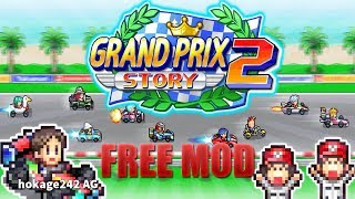 Grand Prix Story 2 1.5.7 FREE MOD APK - Infinite Money