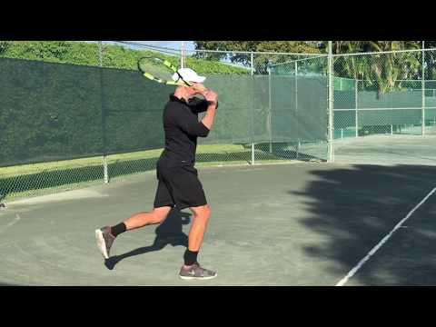 Advanced Two handed backhand drills