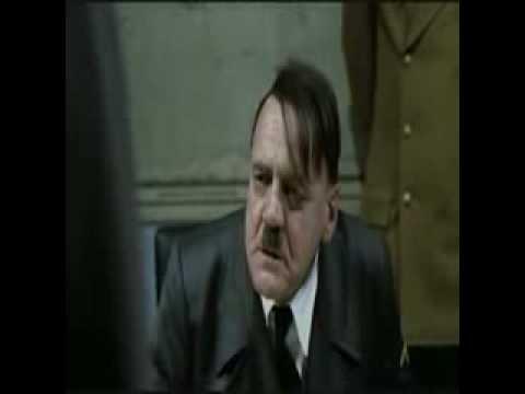 Hitler falando sobre o Internet Explorer 6