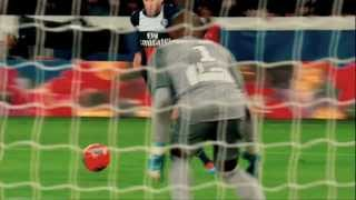 Vincent Enyeama - LOSC first half season 2013/2014 - HD