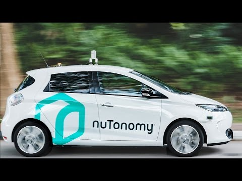 World's First Autonomous Taxi Service In Singapore