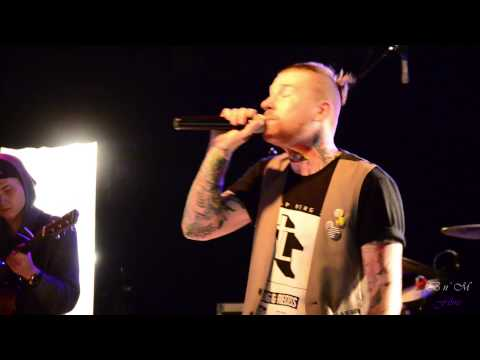 Jonny Craig  Cry Me A River   in Chicago 272015