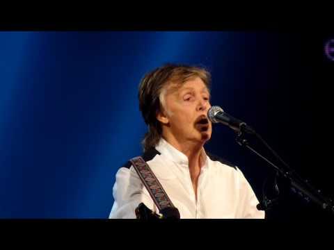 Paul McCartney-Yesterday-Centurylink Center, Bossier City, LA, July 15, 2017