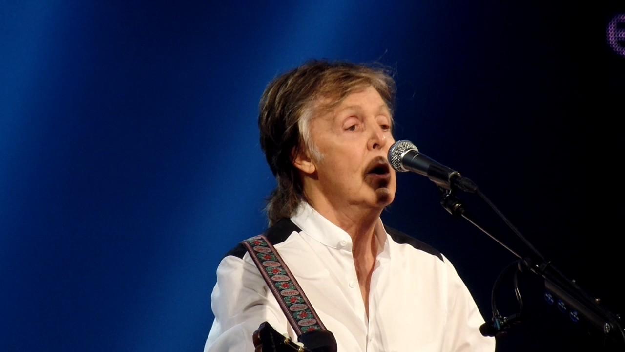 Paul McCartney Yesterday Centurylink Center Bossier City LA July 15 2017