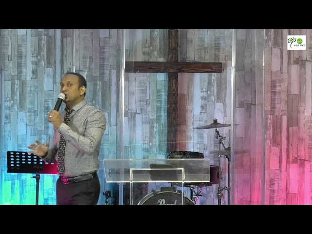 New Life Church Dublin|Sunday Tamil Service | Jesus Answered|Pr.Mathew|11-04-2020