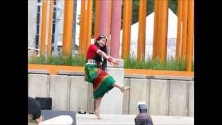 nakkhatra chad utheche oi bangladeshi folk dance