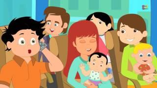 Number Song for Children's | Nummer Song in Deutsch | lernen Zahlen und Sammlung von Reime