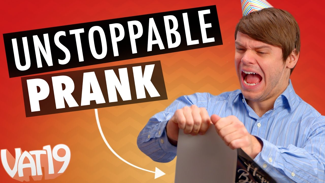 The Worst (best) Prank Card Ever!