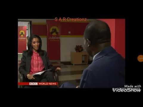 BBC World News Hardtalk Secretary General Of The Jubilee Party Kenya Raphael Tuju Speaking