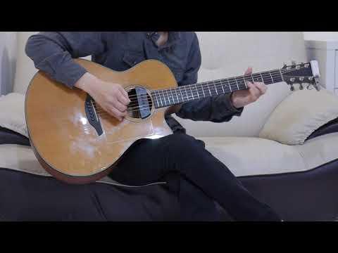 李榮浩 - 年少有為 (acoustic guitar solo)