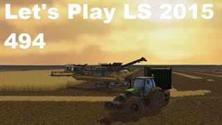 "[""Landwirtschafts Simulator 2015"", ""Let's Play"", ""#494"", ""LS15"", ""mod map"", ""4fach Map""]"