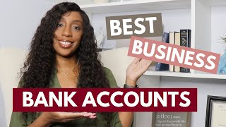 Best Business Checking Account - Best Bank Accounts For Small Businesses