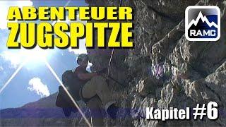 Abenteuer Zugspitze - Höllental-Klettersteig (Doku #6) - Finaler Gipfelanstieg K3/C