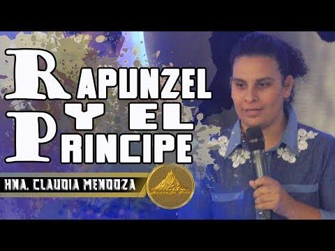 Rapunzel y el Principe. Hna. Claudia Mendoza