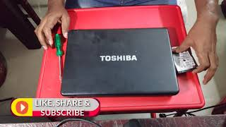 Replace Laptop Hard disk in 5 minutes   How to do it yourself in 2020