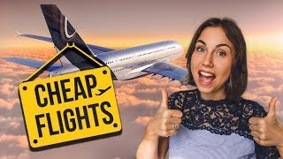 How to book the cheapest flight possible.