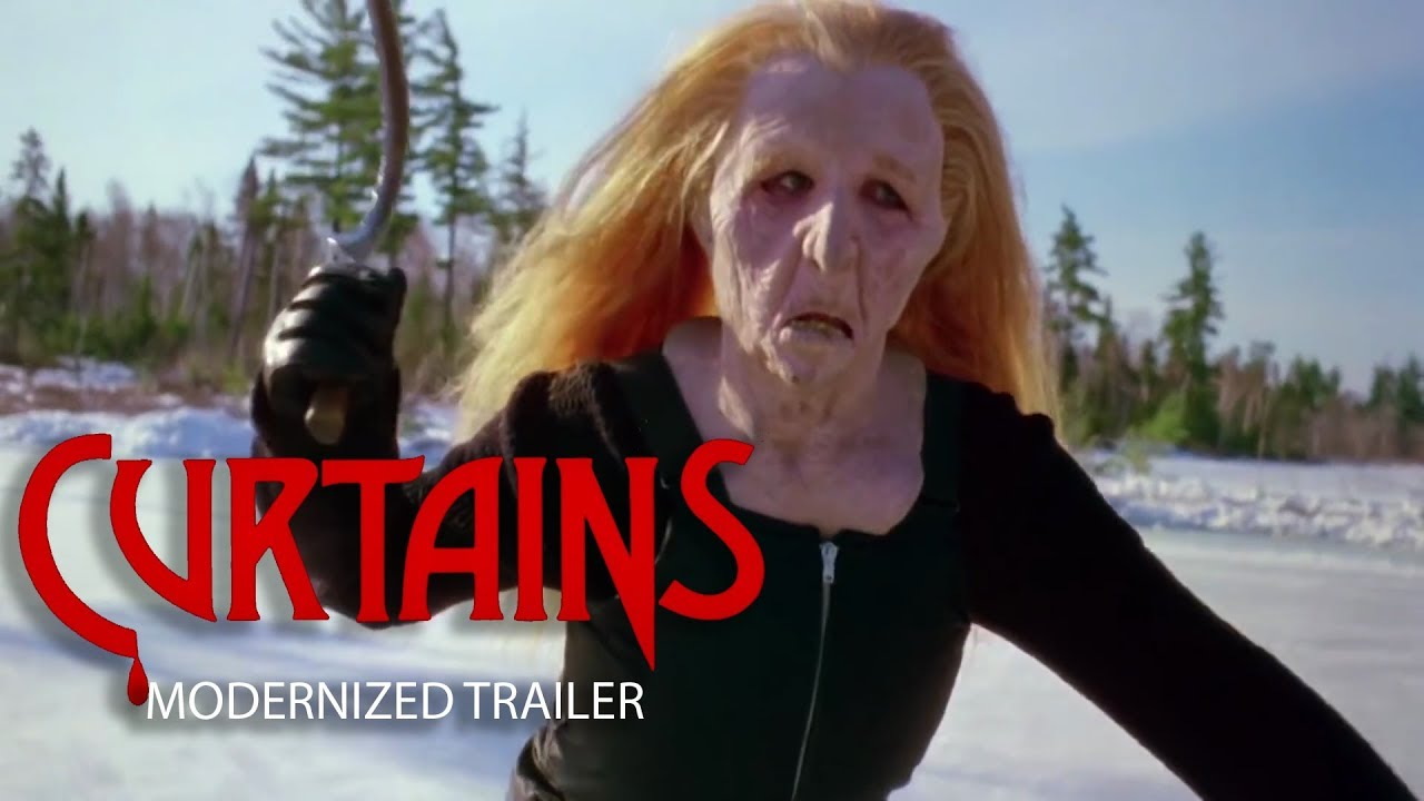 Curtains (1983) Modernized Trailer