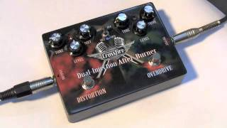CROSSFIRE DUAL-EFFECTS PEDAL