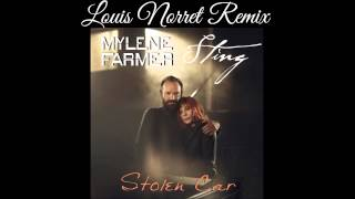 Mylene Farmer & Sting - Stolen Car (Louis Norret Remix)