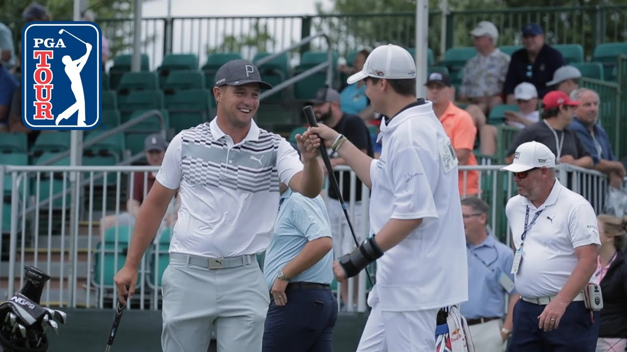 PGA takeaways: Bryson DeChambeau is golf's biggest  draw