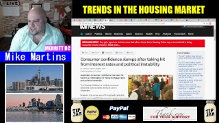 TRENDS IN THE HOUSING MARKET  PART 1 - WITH GUESTS