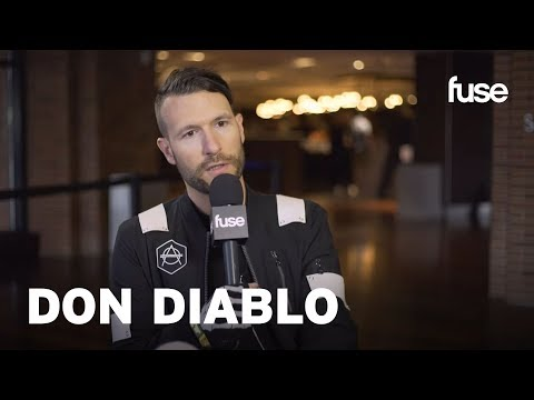 Don Diablo On The Fast and Furious Vibe For His Drifter Music Video