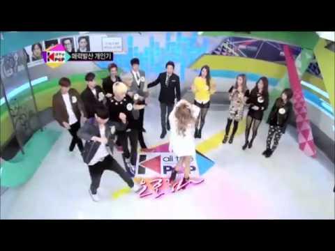 Ellin dance cut All the Kpop