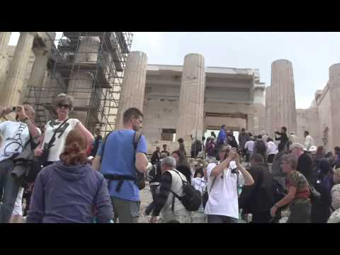 Greece: ATHENS (hd)